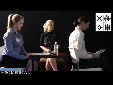 Medical School Interview (MMI format)