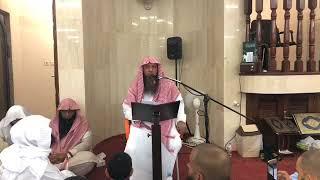 Qari sohaib ahmed meer muhammadi   2018 june jeddah