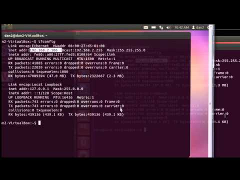How to setup remote desktop sharing in Ubuntu Linux w/ VNC