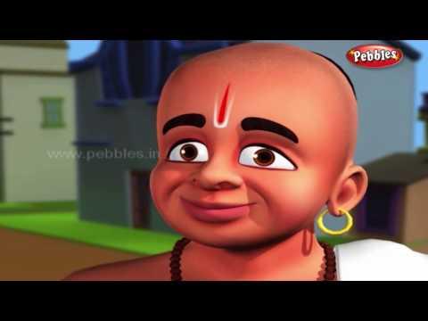 Never Lie | हिंदी कहानी | 3D Moral Stories of Tenali Raman in Hindi For Kids
