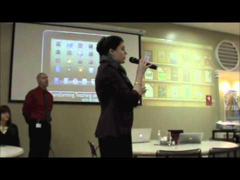 Tech Presentation to PACA