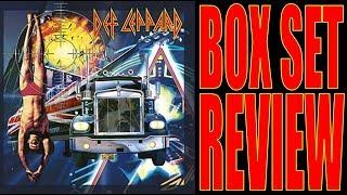 DEF LEPPARD - CD BOX SET VOLUME 1 (BOX SET REVIEW)