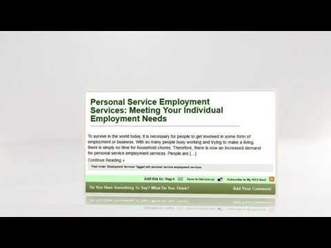 Employment Services Part 3 by Verse Finance