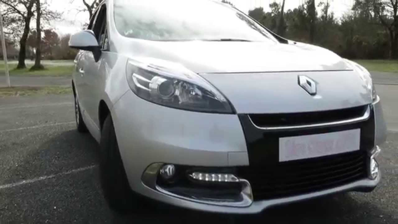 renault scenic 3 1 5 dci 110hp energy dynamique 2012 zerostress auto youtube. Black Bedroom Furniture Sets. Home Design Ideas
