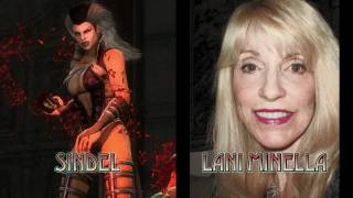 Mortal Kombat 9 (2011) - Characters and Voice Actors
