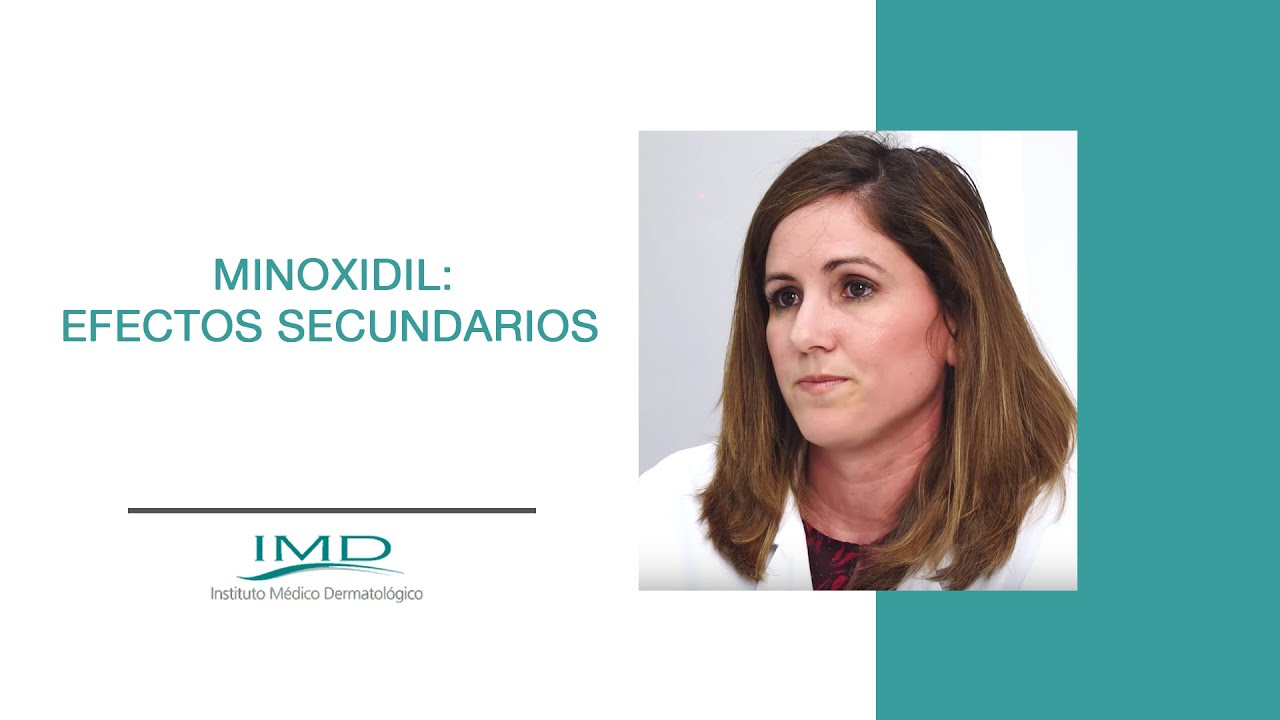 disfunción eréctil de minoxidil