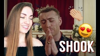 SAM SMITH - ONE LAST SONG (OFFICIAL VIDEO) REACTION