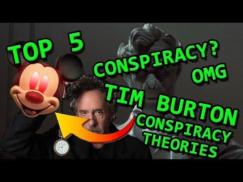 TOP 5 TIM BURTON BLACKMAIL CONSPIRACY THEORIES