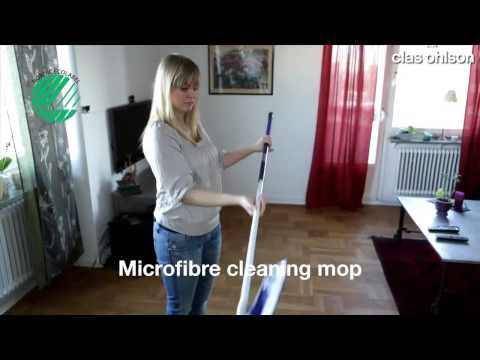 How to clean quickly and efficiently