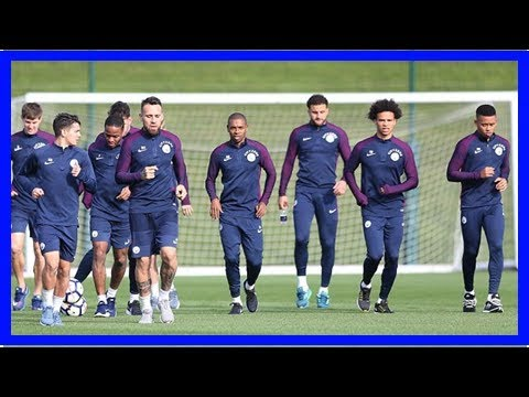 Manchester city straight back at it as pep guardiola's squad return to training after champions lea