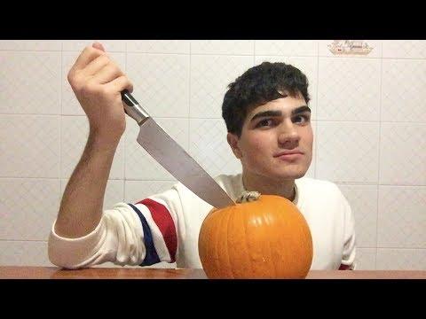 asmr---carving-a-pumpkin-for-halloween