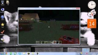 как сделать растяжку в minecraft