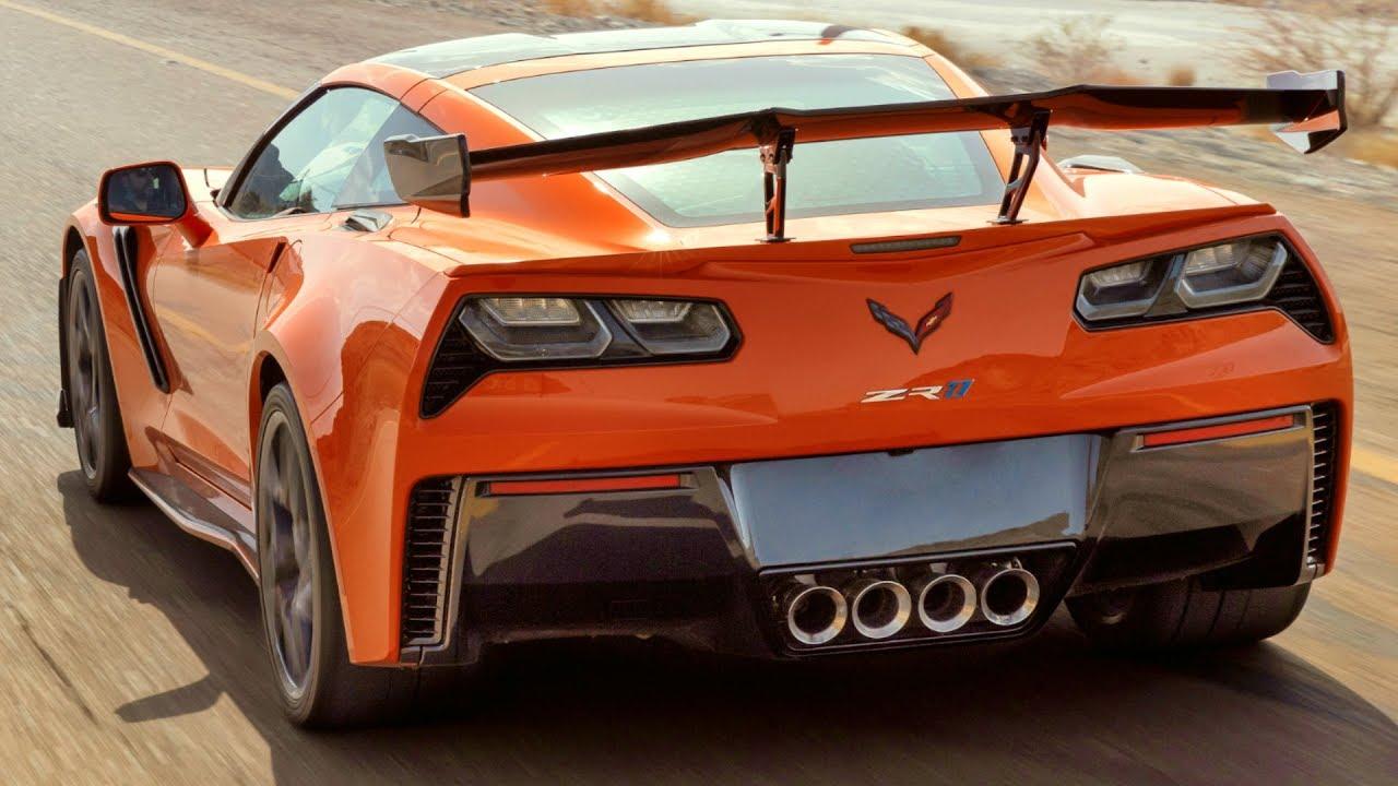 2019 Chevrolet Corvette ZR1 - Performance and Technology ...