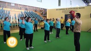 Los mayores celebran su feria- Badajoz ONline Tv
