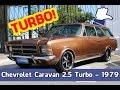 Chevrolet Caravan 1979 TURBO #Caroneiros 13