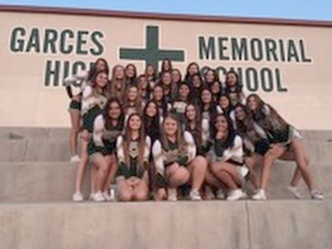 2015-2016 Garces Memorial High School Cheerleading End of the Year Slide Show