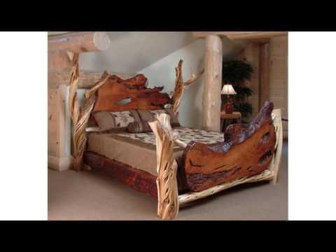 Muebles rústicos para la casa