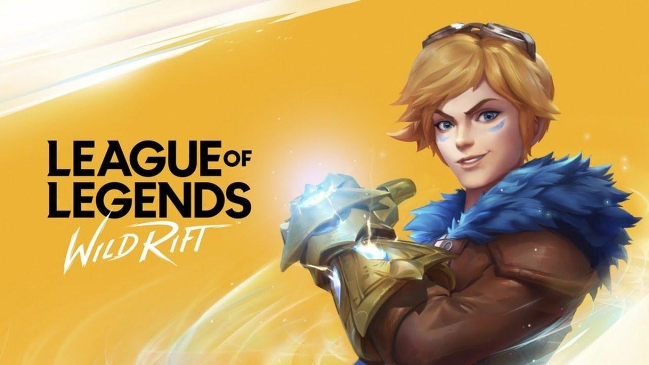 Началось закрытое альфа-тестирование League of Legends: Wild Rift