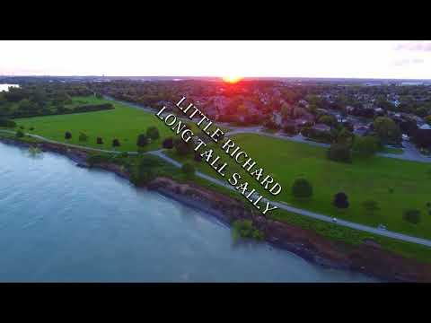 DJI Phantom 4 Little Richard - Long tall Sally lyrics