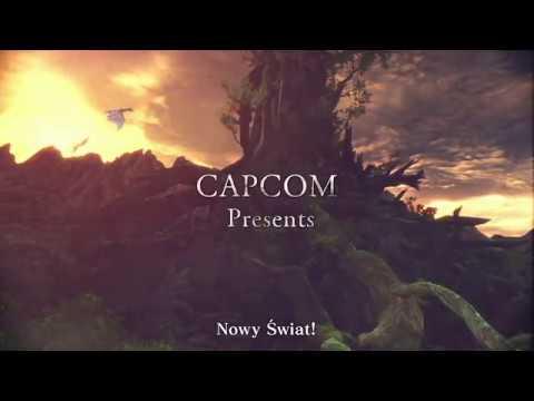 Monster Hunter World PC zwiastun PL thumbnail