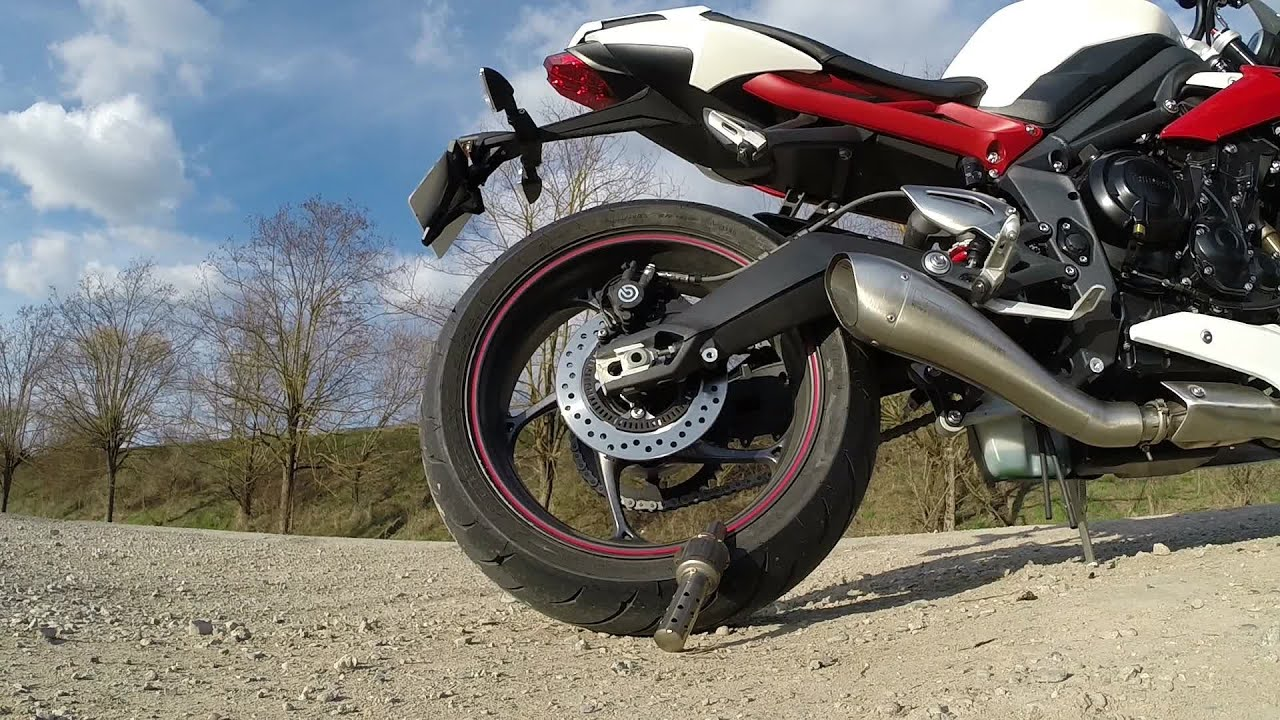 street triple r 2013 hp corse hydrofrom youtube. Black Bedroom Furniture Sets. Home Design Ideas