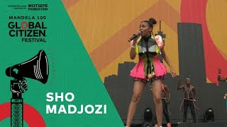 "Sho Madjozi Performs ""Kona"" 