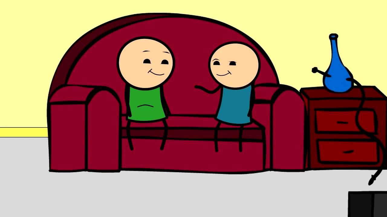 Что делать если скучно Мульт Консервы - YouTube