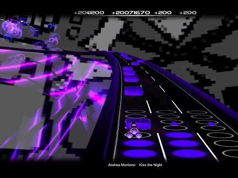 Audiosurf - Most Intense Moment #39
