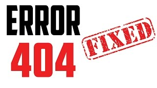 Скачать Error 404 Not Found The Requested URL Was Not Found On This Server