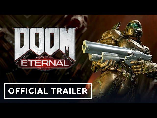 DOOM Eternal - Official Update Trailer