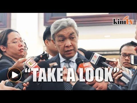 Does Umno still exist? Look for yourself, says Zahid