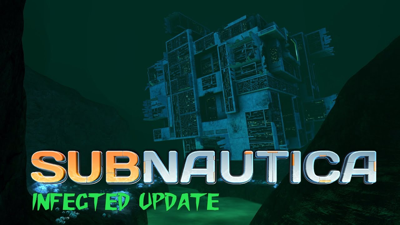 subnautica infected update ep 21 lab cache and orange artifacts