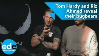 VENOM: What brings out the 'Venom' in Tom Hardy and Riz Ahmed?