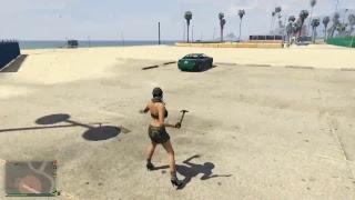 Grand Theft Auto V online stream #1