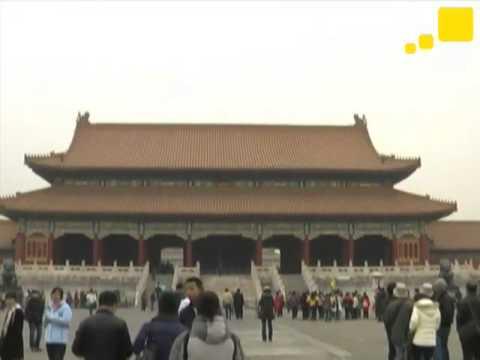 Flapy en China XX - Entrando en la Ciudad Prohibida