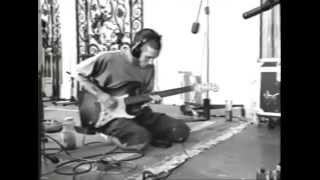 Red Hot Chili Peppers Recording Mellowship Slinky In B Major Solo May 1991