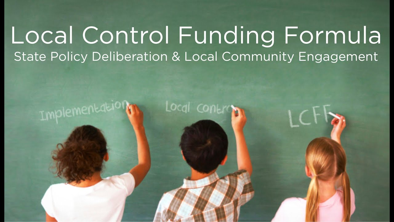 Image result for Local Control Funding Formula