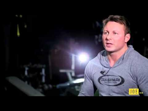 Gaspari UK' Chris Jenkins on Powerlifting