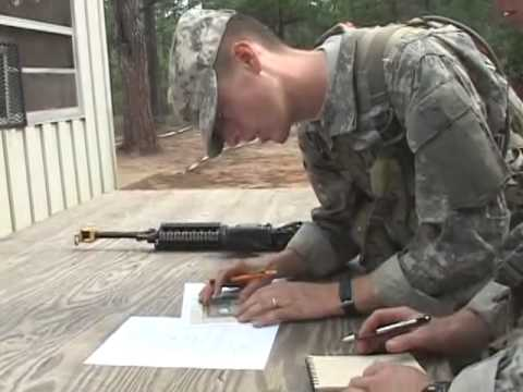 Basic Training: The Making Of A Soldier, Land Navigation