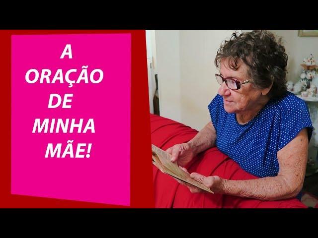 EMOCIONANTE PÁSCOA COM MINHA MÃE / ORAÇÃO E LANCHES  | #CanaldaJoaninha