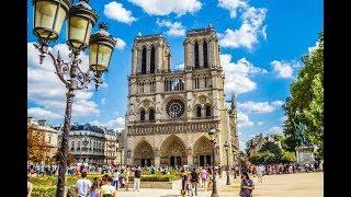 Vẻ đẹp tuyệt vời của Nhà thờ Đức Bà Paris trước vụ cháy | VTV24