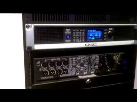 InfoComm 2013: QSC Audio Talks About PLD and CXT Amplifiers