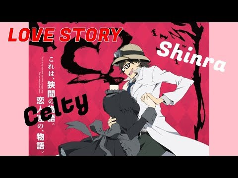 Shinra And Celty Romance