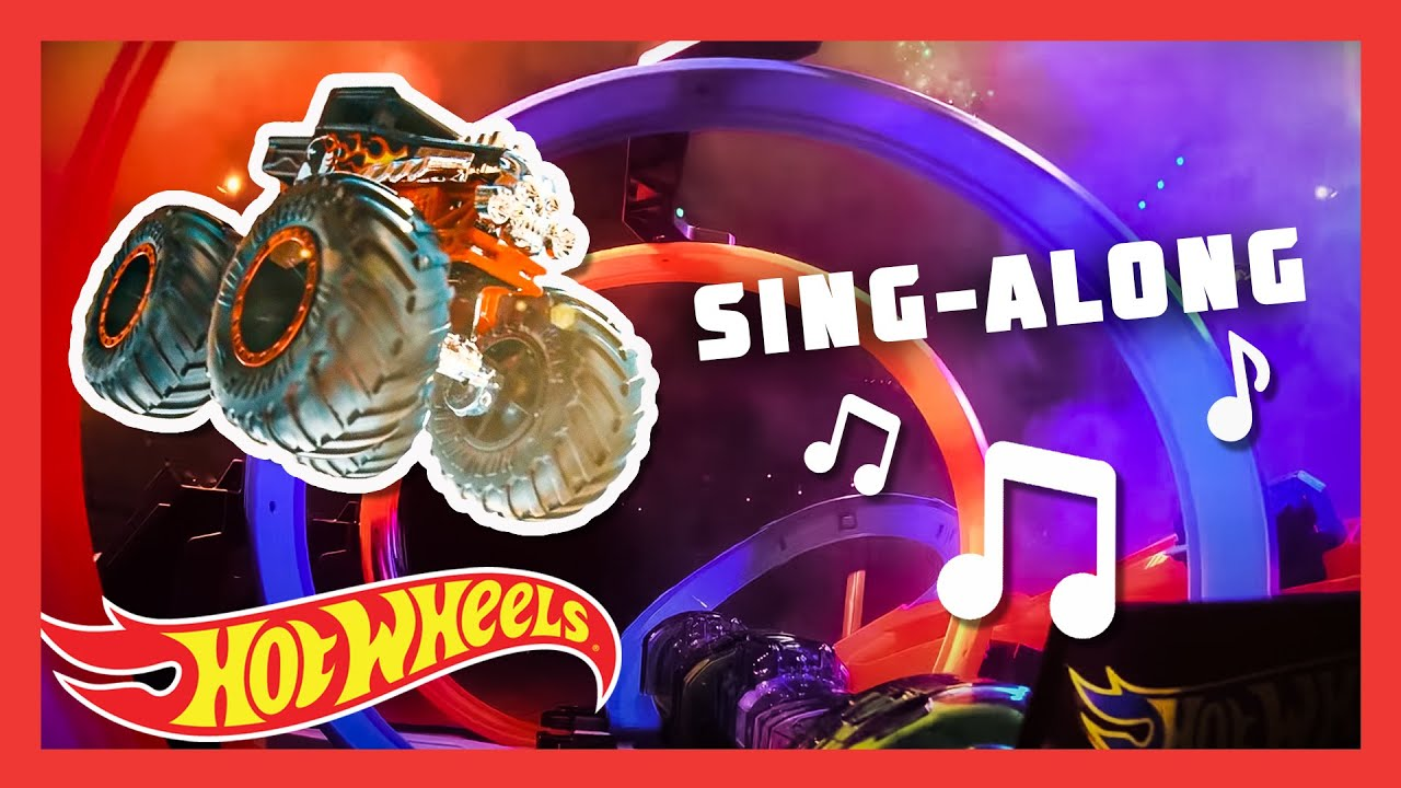 Sing Along to EVERY HOT WHEELS MUSIC VIDEO EVER! 🏎️🎶 | @Hot Wheels