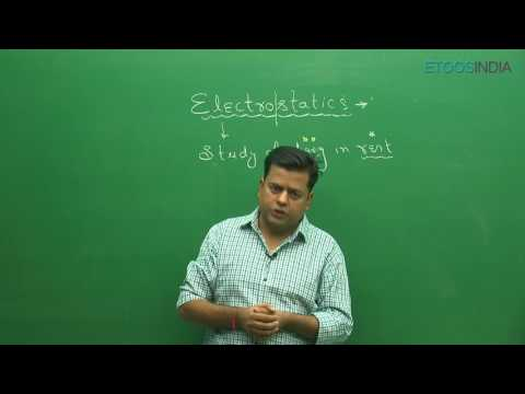 Electrostatics video lecture for NEET by Sanjay Gandhi Sir (ETOOSINDIA.COM)