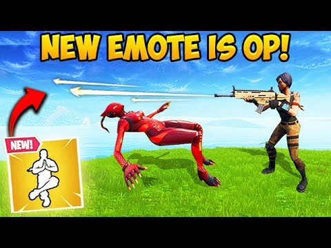 *NEW* SIT-UP EMOTE IS OP! - Fortnite Funny Fails and WTF Moments! #430