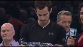 Andy Murray Is The Crowned Champion