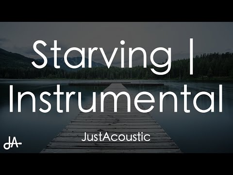 Starving - Hailee Steinfeld & Grey ft. Zedd (Acoustic Instrumental)