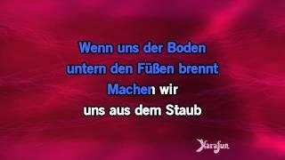 Karaoke Bonnie & Clyde - Die Toten Hosen *