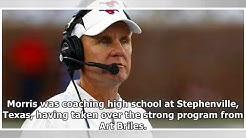 Chad morris: 5 things to know about the potential ut vols football coach| By Channel